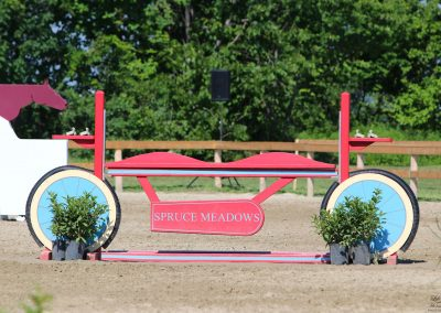 Spruce Meadows, Show Jump For Heart 2018, Ten Sixty Stables