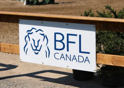 BFL Canada, Show Jump For Heart 2018, Ten Sixty Stables
